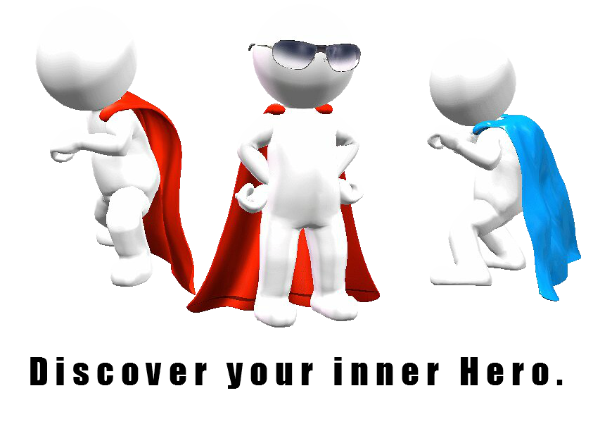 Discover Your Inner Hero